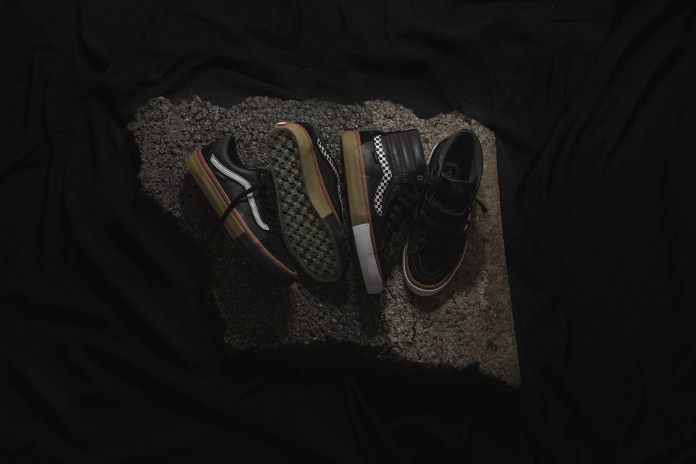 """SHOWROOM & Vans Introduce the First-of-Its-Kind """"21:30"""" Collaboration"""