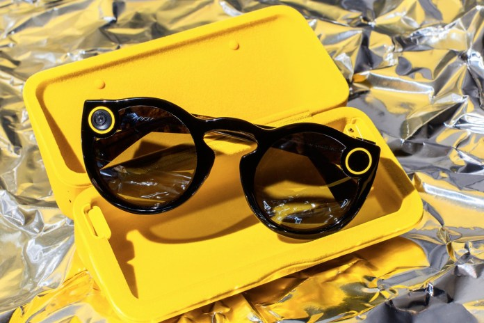 Snapchat's Spectacles Video Glasses Have Arrived in New York City