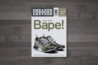 Sneaker Freaker Releases Its Jam-Packed 37th Issue