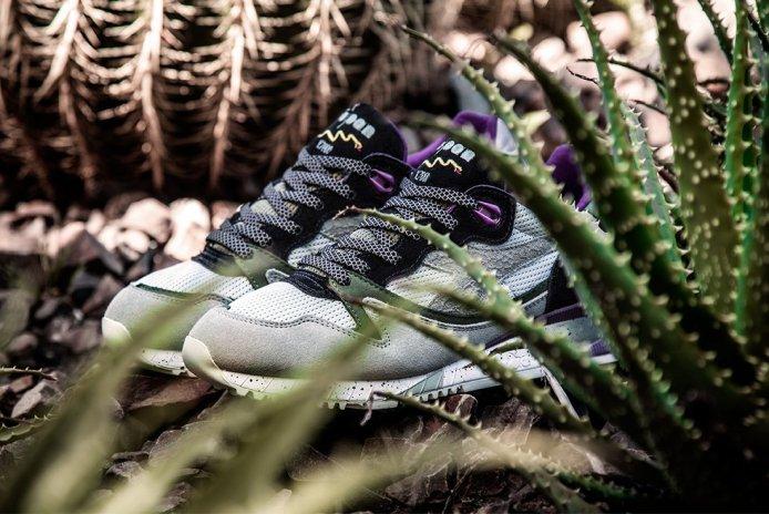 "Sneaker Freaker & Diadora Unveil Their V.7000 ""Taipan"""
