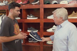Patriots Owner Robert Kraft Talks About Wearing Sneakers to the White House