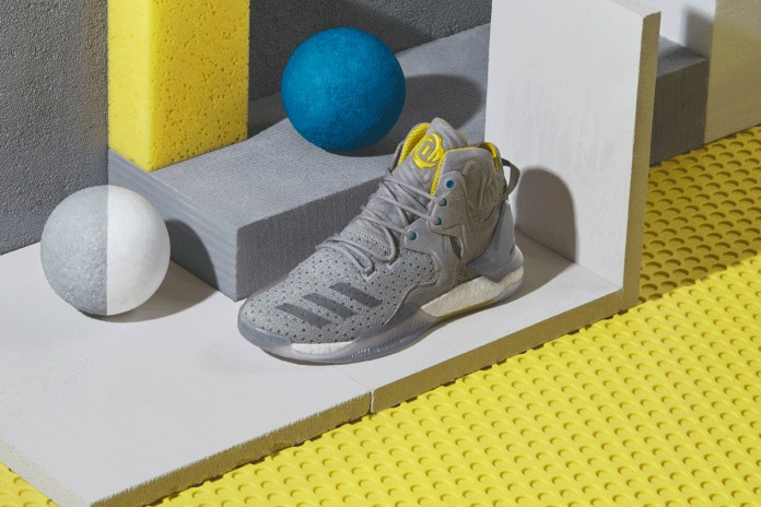Sneakersnstuff and adidas Team up on a Plush D Rose 7 PK