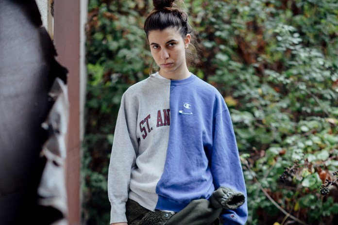 Sobec's 2016 Fall/Winter Collection Is a Mashup of Vintage Sportswear