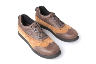 The SPECTUSSHOECO. x NEPENTHES Wingtip Combo Is Not Your Average English Shoe