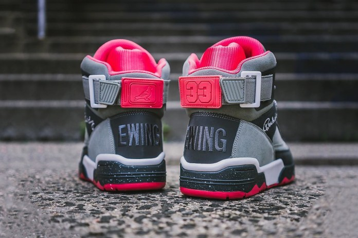 "Staple Joins Forces With Ewing Athletics on a Special 33 Hi ""Pigeon"""