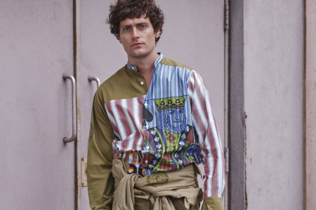 Take a Look at Stella McCartney's First Full Menswear Collection