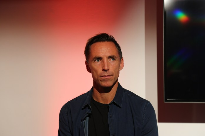 Here's How Steve Nash Has Come to Terms With His Retirement