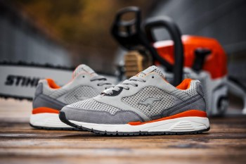 """STIHL x KangaROOS """"Made-in-Germany"""" Ultimate Collaboration Is Mean but Clean"""