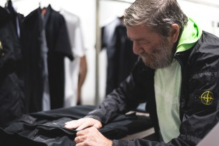 Stone Island's Carlo Rivetti Talks Inspiration, Innovation and His Love for Subcultures