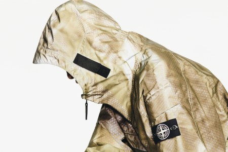 Stone Island Is Launching a Highly Limited Prototype Reflective Jacket