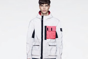 Stone Island's 2017 Spring/Summer Collection Channels Military and Sportswear Aesthetics