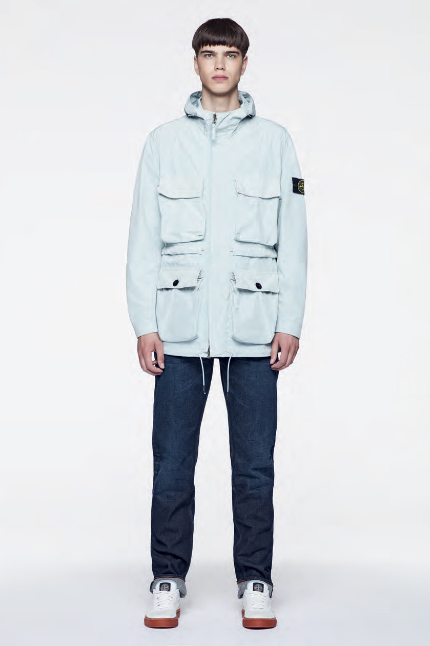 Stone Island  Spring Summer 2017 Collection