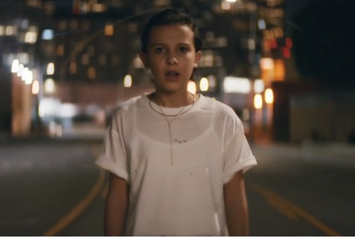 """Stranger Things' Eleven Debuts in Sigma's """"Find Me (Ft. Birdy)"""" MV"""
