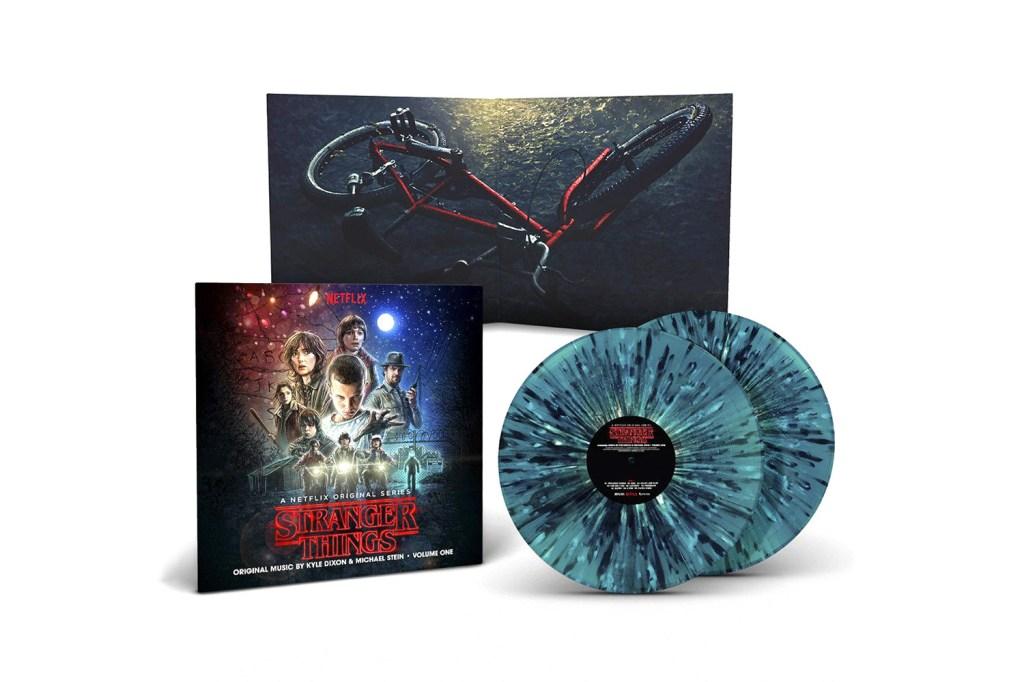 39 Stranger Things 39 Original Soundtrack On Vinyl Makes The
