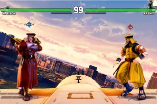 "Capcom Bans ""Skies of Honor"" Stage From 'Street Fighter V' Competitions Because It's Too Distracting"