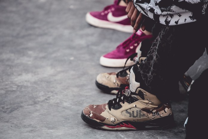 Supreme, Vetements and NMDs on Show at This Year's Sole DXB in Dubai