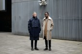 Streetsnaps: Agi & Sam