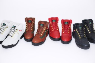 Supreme x Timberland 2016 Fall/Winter Field Boot and Apparel Collection