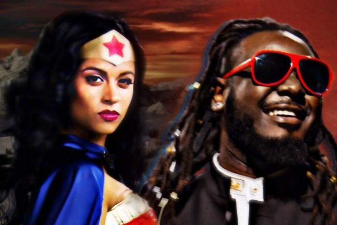 T-Pain Stars as Stevie Wonder in Latest 'Epic Rap Battle'