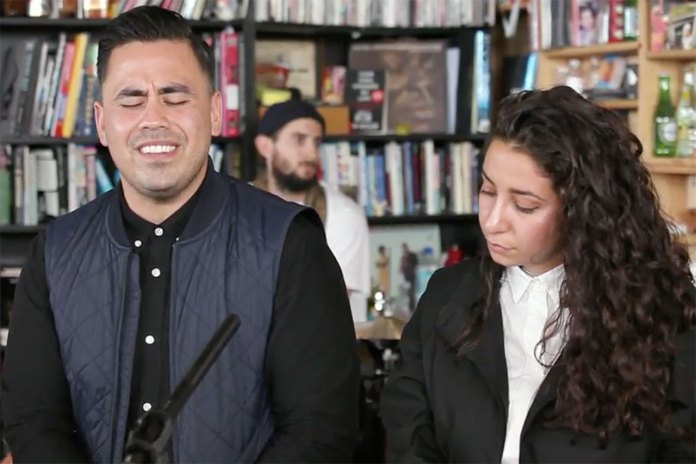 Watch Ta-ku & Wafia Give an Intimate Performance of Their Collaborative Album '(m)edian'