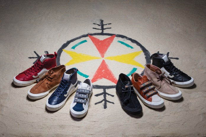 Taka Hayashi Discusses His Creative Process for the Vault by Vans 2016 Holiday Collection
