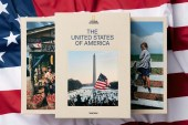 Taschen and National Geographic Release a Striking Visual History of the United States of America