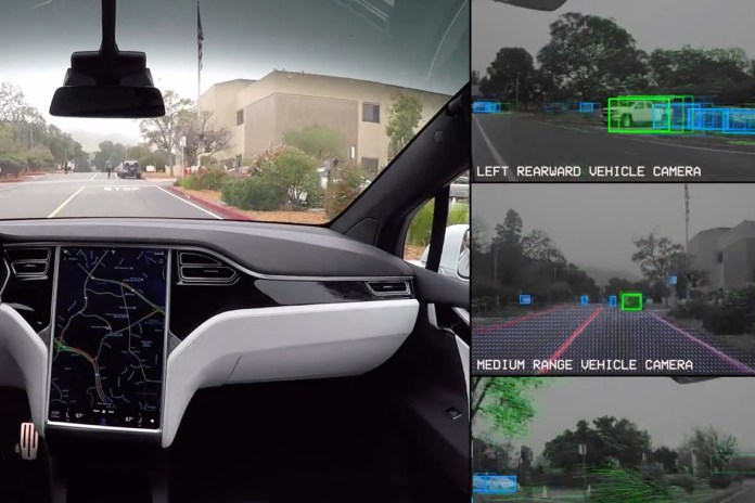 Tesla's New Self-Driving Demo Shows off Its Incredibly Advanced A.I.