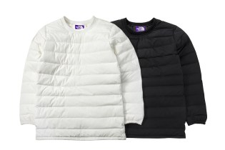 The North Face Celebrates Its 50th Anniversary With a Limited-Edition PURPLE LABEL Capsule