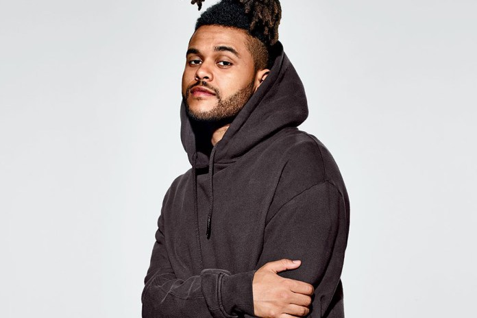 The Weeknd Will Be the New Face of H&M's Upcoming Campaign