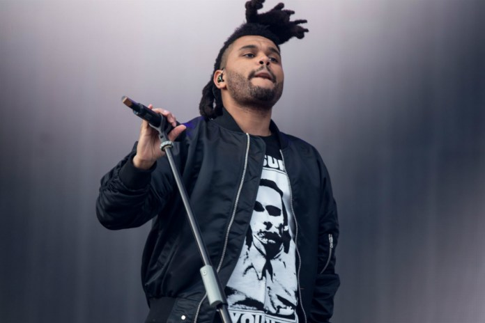 The Weeknd Breaks Spotify Record for Most Streams in a Day