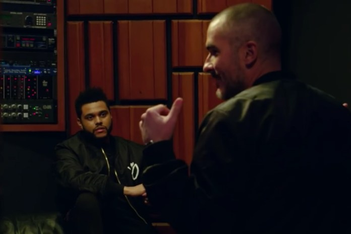 Check out The Weeknd's First On-Camera Interview With Zane Lowe