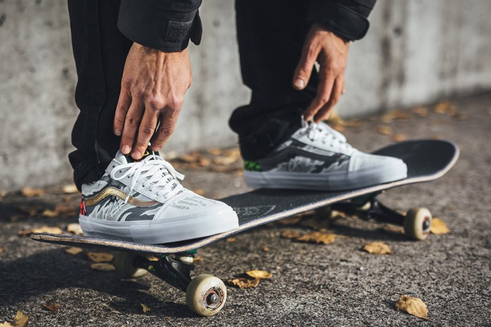 Titolo Taps SBTG for Custom Vans Sk8-Hi and Old Skool