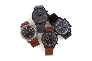 Todd Snyder Brings the Collaborative Red Wing x Timex Waterbury Chronograph to America
