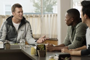 "Tom Brady, Carmelo, and Ja Rule Poke Fun at Their Own Downfalls in Foot Locker's ""Week of Greatness"" Spots"