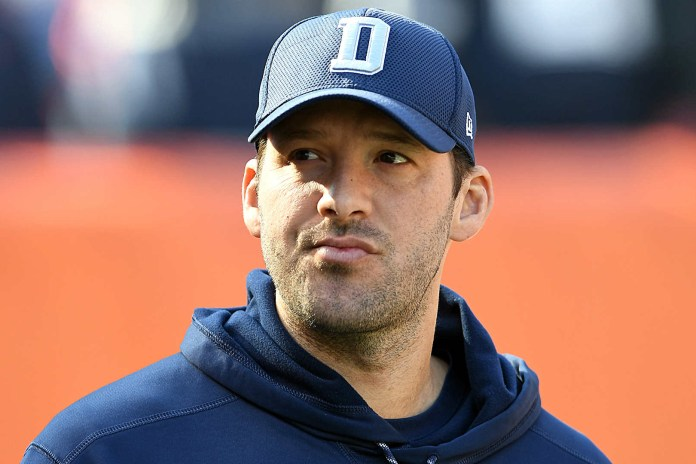 Tony Romo Accepts Backup Role, While Hinting at a Dallas Departure