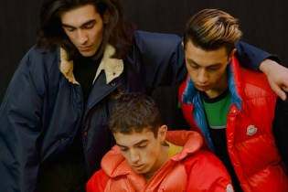 """Too Hot Limited's """"La Dolce Vita"""" Editorial Nods to an '80s Italian Subculture"""