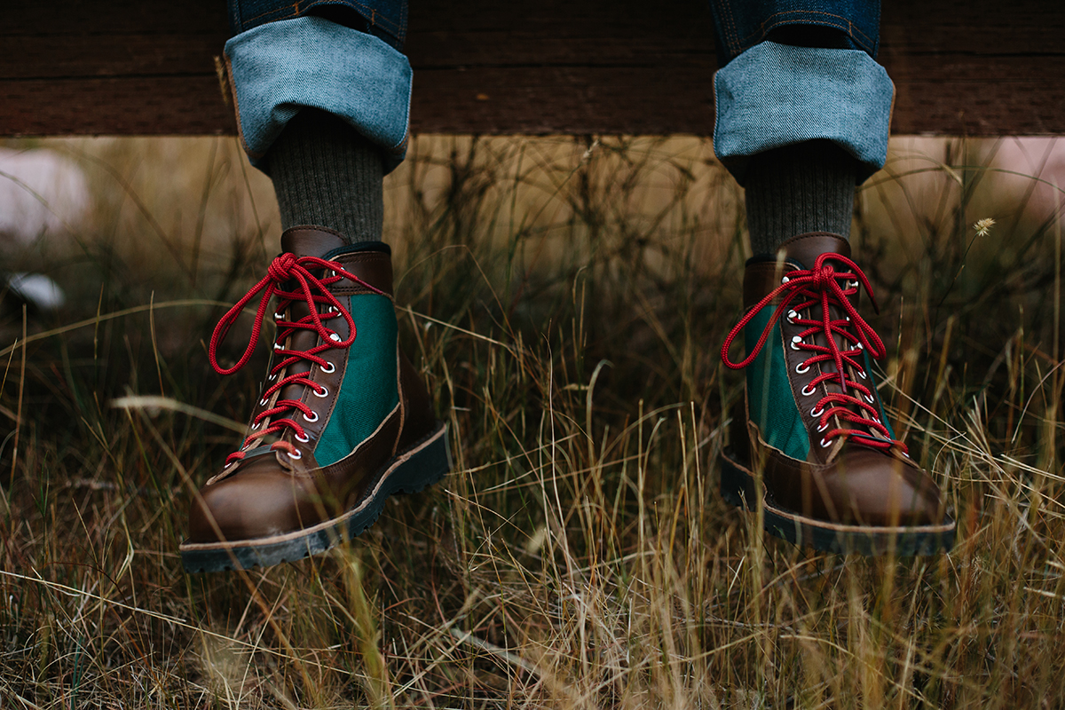 Topo Designs Danner Boots 2016 Collaboration