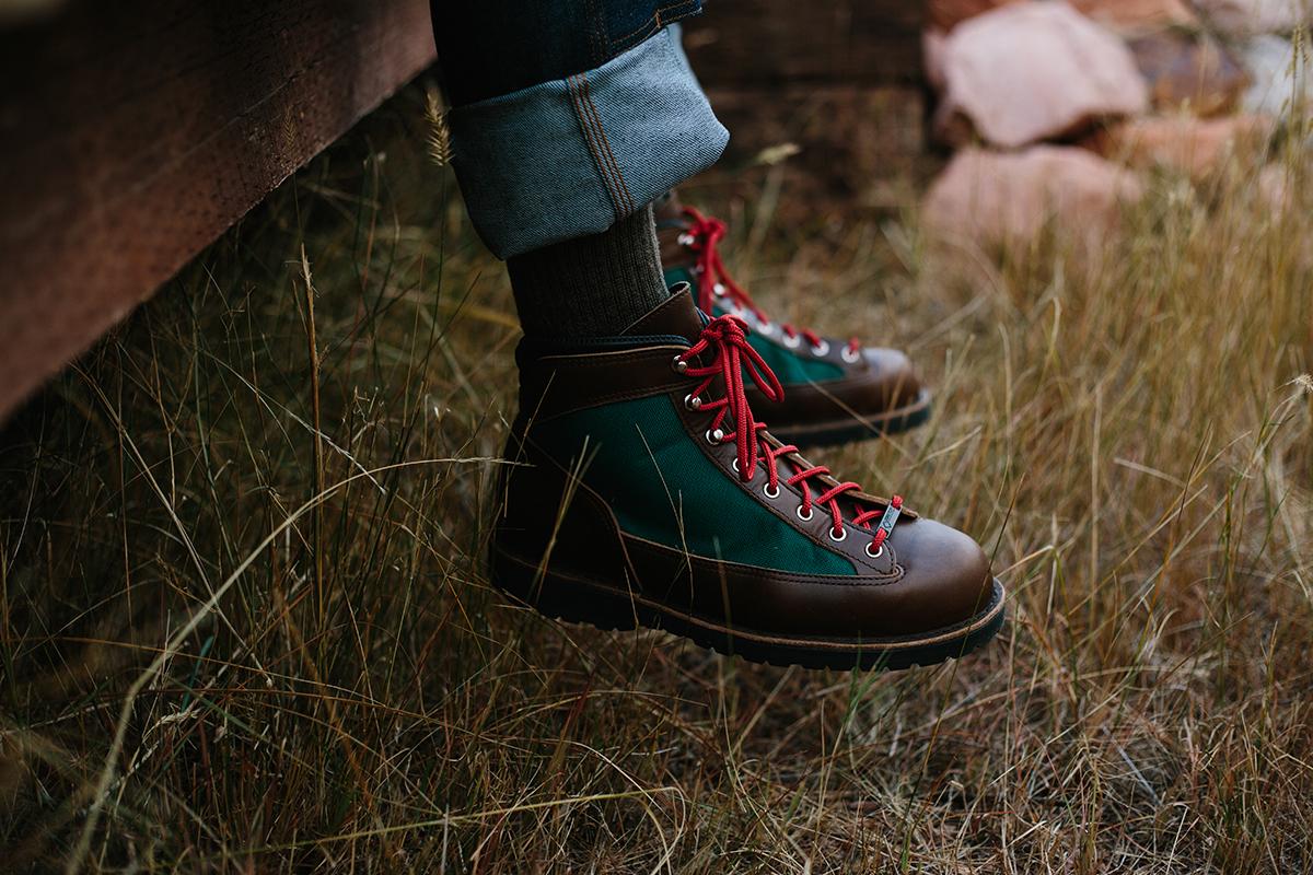 Topo Designs Danner Boots 2016 Collaboration - 1797258
