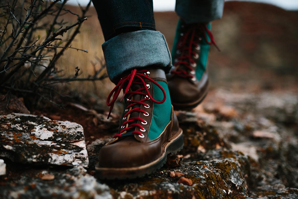 Topo Designs Danner Boots 2016 Collaboration - 1797250