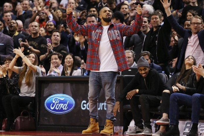 "Toronto Raptors Announce Annual ""Drake Night"" Will Be Next Week"