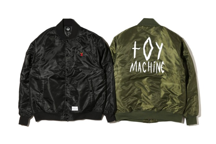 Toy Machine and Kinetics Collide for a Quirky Capsule Collection