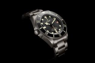 Tudor Introduces a Pelagos Specifically Designed for Left-Handed Divers