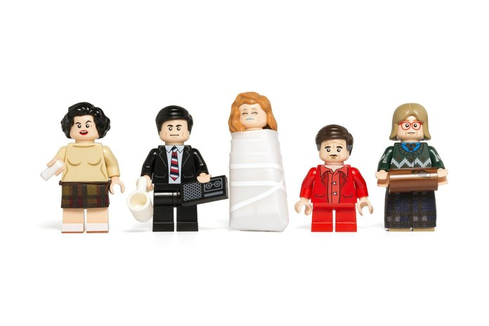 The 'Twin Peaks' Cast Gets the LEGO Minifigure Treatment