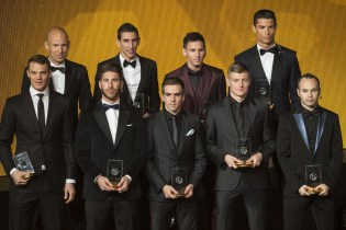 UEFA Reveal 40-Man Team of the Year Shortlist Including Stars Lionel Messi and Cristiano Ronaldo