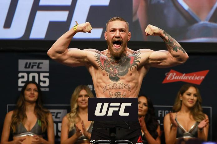 UFC Says Conor McGregor Has Relinquished His Featherweight Title
