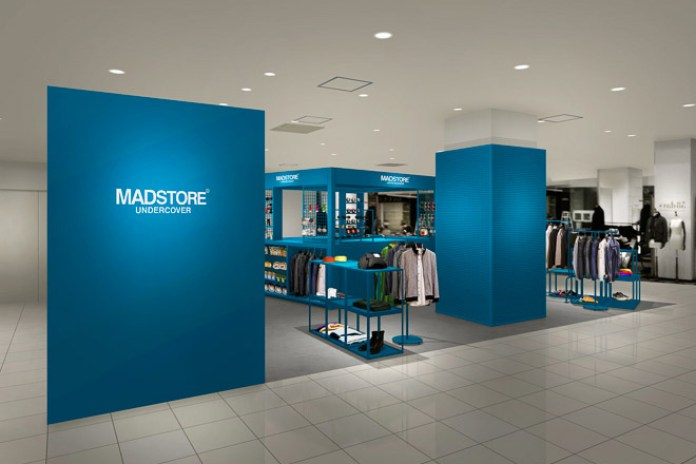 UNDERCOVER Is Set to Open a New MADSTORE Flagship Shop in Harajuku