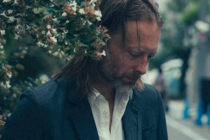 "Thom Yorke Fronts the shepherd UNDERCOVER's ""SEASON #1"" Lookbook"