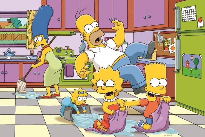 There's a College Class on the Philosophy of 'The Simpsons'
