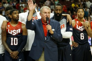 USA Basketball Chairman Jerry Colangelo Steps Down, Replaced by Former Army General