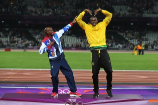 Usain Bolt and Mo Farah Among IAAF World Athlete of the Year Contenders